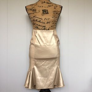 Dresses & Skirts - Satin Mermad Skirt